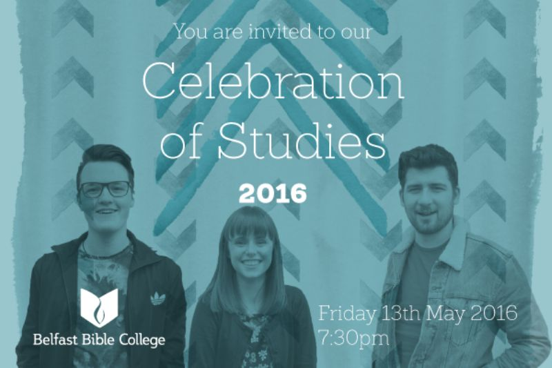 Celebration of Studies 2016
