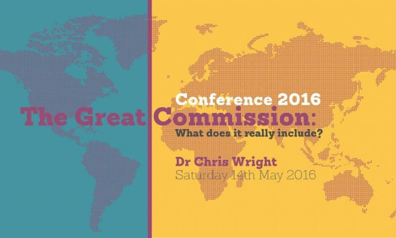 Conference: The Great Commission