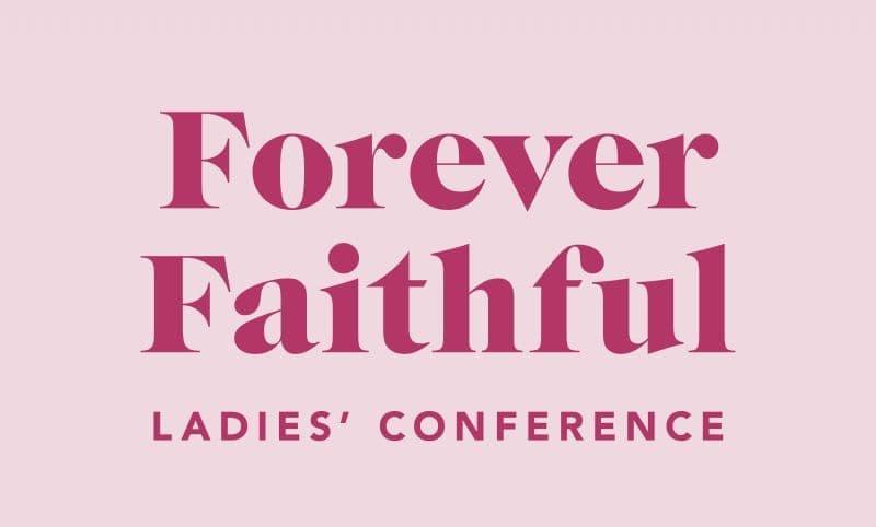 Ladies Conference 2018