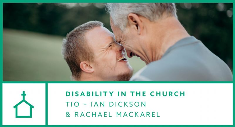 Disability in the Church