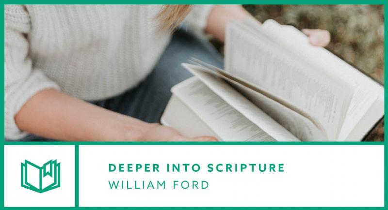 Deeper into Scripture