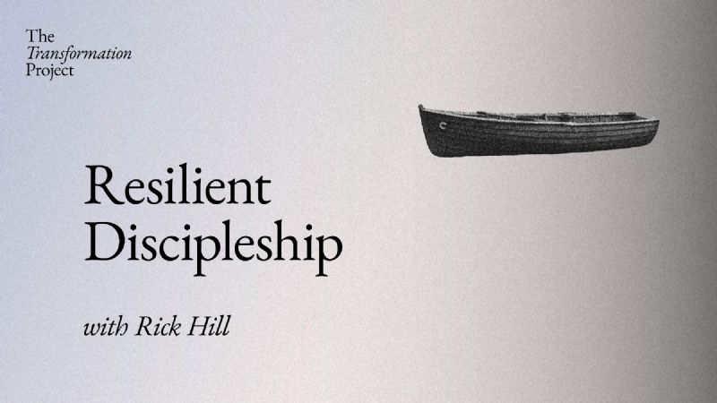 Resilient Discipleship