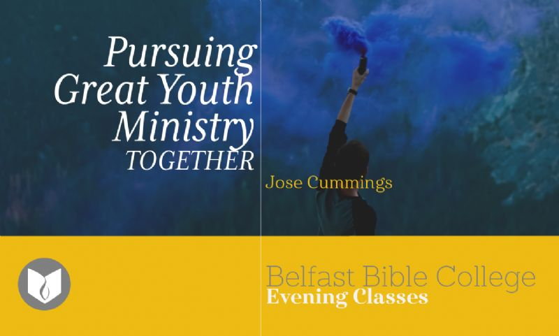 Pursuing Great Youth Ministry TOGETHER