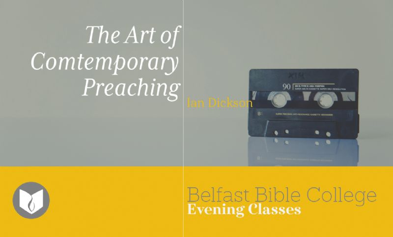 The Art of Contemporary Preaching