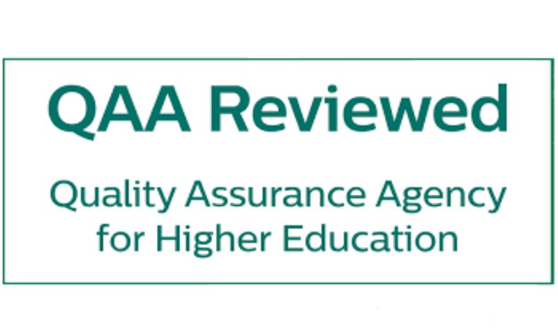 QAA Report - October 2018